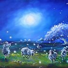 Firefly Ballet by Conni Togel