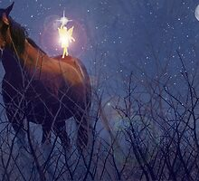 Creation of a Unicorn by Donna Ridgway