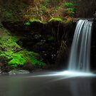 Secret Hotwaterfall 1 by Paul Mercer