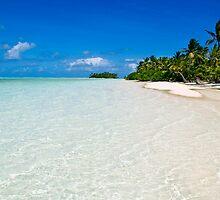 Scene of Serenity - Cocos (Keeling) Islands by Karen Willshaw
