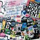 """""""Love Is The Movement"""" by KelseyP77"""