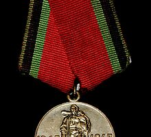 Soveiet Red Army Medal by yurix
