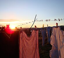 Sunrise by Amber Henry