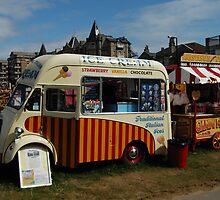 Carters Fair - Ice Cream Van by David A. Everitt (aka silverstrummer)
