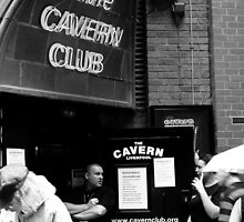 The Cavern Club by Mark Kopczewski