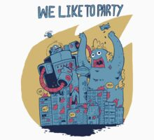 We Like To Party by Nick Edwards