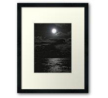 The Tide Machine Framed Print