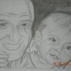 Grandpa and Grandson by jillijude1