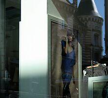 Shopwindow  by Pascale Baud