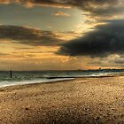 Southbourne Beach by Mark Waugh