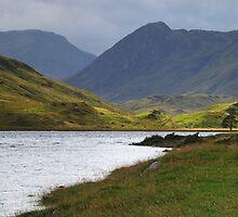Loch Beannacharain by WatscapePhoto