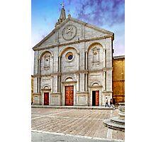 The Cathedral of Santa Maria Assunta Photographic Print