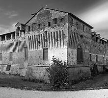 Italian Castles - Castle Of Roccabianca by paolo1955