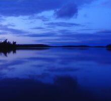 Blue Dusk by RobertCharles