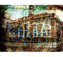 Urban disease. Photographic Print