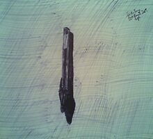Biro (Ink and Pen) by tugis