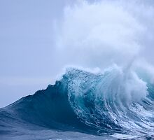 Breaking Wave by Jonathan Maddock