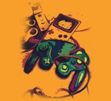 Nintendo Gamer by Lighty