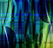 Lightening Grass #1 by Mike Cressy