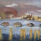 Bedford Town Bridge by Chris Robinson