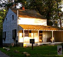 Lapidum Sunrise_3_The Miller's House by Hope Ledebur