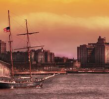 The Clipper  by Mike  Savad