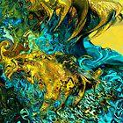 The golden wave by Anne Weirich