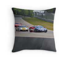 It's Gonna Be Close! Throw Pillow