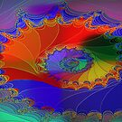 A Fractal Web by Robert Burns