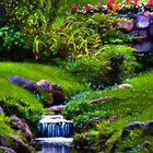 Fontana Falls Fantasy by carlina999