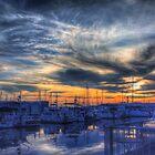 Squalicum Harbor by lizalady