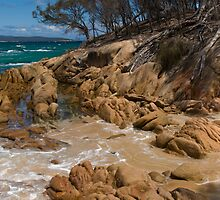 Freycinet Coastline by fotoWerner