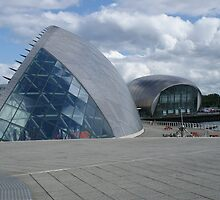 Glasgow Science Center and IMAX by Pooja Marwaha