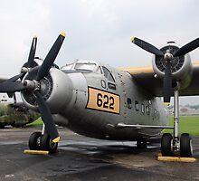 Northrop YC-125B Raider by John Schneider