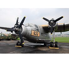 Northrop YC-125B Raider Photographic Print