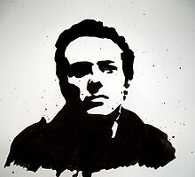 Joe  Strummer by Edyth Counter-Griffis