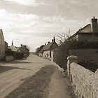 Cotterstock Village by Chrispy1953