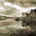 Eilean Donan  by Mabel Forsyth