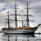 Amerigo Vespucci by paolo1955