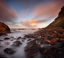 Stanley Seascape by Alex Wise