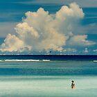 Sunny Tumon Bay, Gaum  by Hiroshi  Maeshiro