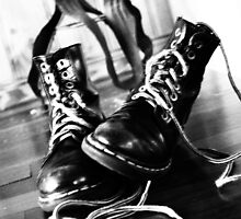 Doc Martins by Cassandra Roland