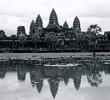 Central Angkor by Kristi Bryant