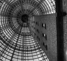 Shot tower by Lois Romer