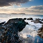 Currumbin Rock Pool by D Byrne