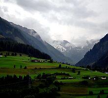 Austrian Tyrol by Pat Herlihy