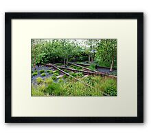 The High Line Framed Print