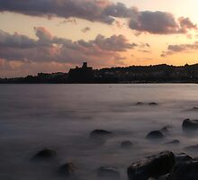 tramonto magico by Andrea Rapisarda