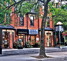 Walking Tour In Yorkville by Kate Adams