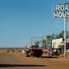 Oodnadatta,Outback Australia by Joe Mortelliti